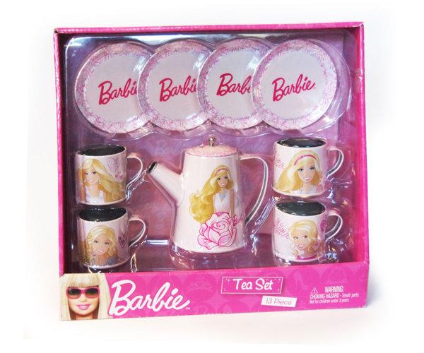 Сервиз за чай Барби